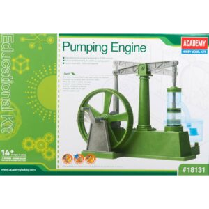 Academy Water Pumping Station Kit 18131-0