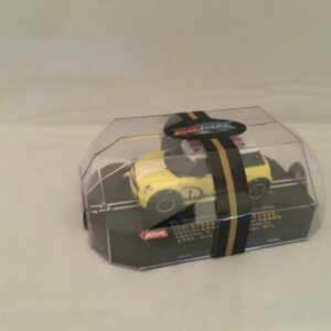 AGM 1/43 Digital Mini Cooper Yellow agm221-0