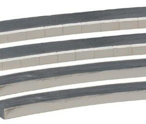 Hornby Skaledale Curved Pavements R8663-0