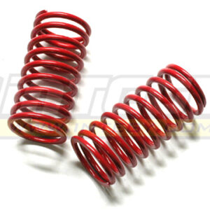 Integy 20lbs red springs (2) for revo t3156-0