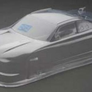Protoform TCC Clear Body Oval and 200mm Sedan Chassis 1230-30-0