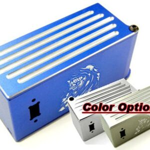 Rdlogics Aluminum Battery Box for Tmaxx 2.5/3.3 Titanium tmx-018-0