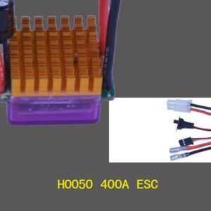 River Hobby Brushed 40amp ESC h0050-33080