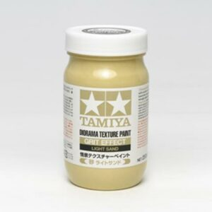 Tamiya Diorama Texture Paint 250ml Light Sand 87122-0