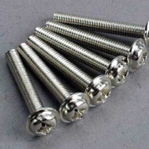 Traxxas Screws, 3x20mm Washerhead Machine (6) 3188-0