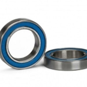 Traxxas Ball Bearing Blue Rubber Sealed 15x24x5mm (2) 5106-0
