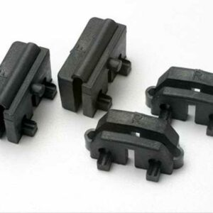 Traxxas Steering Servo Mounts Revo (2) 5326-0