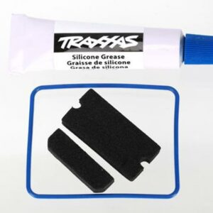 Traxxas Receiver Box Seal Kit Rally 7425-0