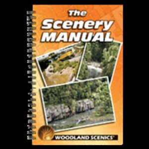 Woodland Scenics The Scenery Manual c1207-0