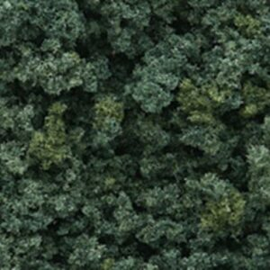 Woodland Scenics Underbrush Clump Foliage Medium Green fc136-0