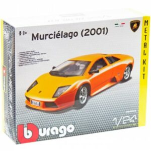 Bburago 1/24 Murcielago (2001) Orange (Metal Kit) 25018-0
