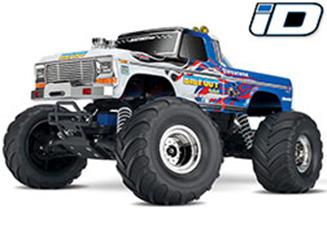Traxxas 1/10 Bigfoot No. 1 2WD Electric Truck 36034-1fp
